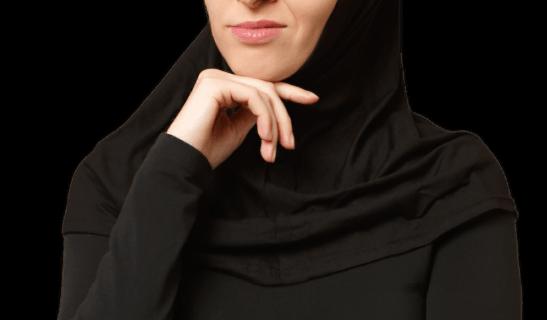 [Portofolio] Landingpage Qaya Moslemwear